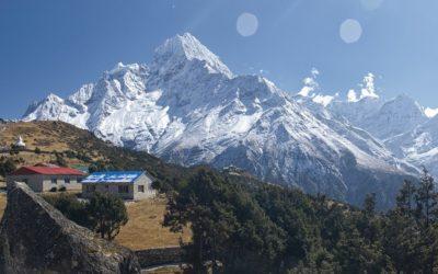 Une mission au Népal à l'automne ?